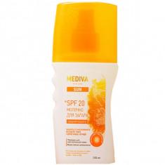 Mediva Sun молочко для загара spf-20 150мл