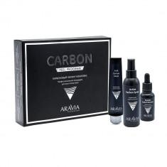 Aravia Карбоновый пилинг-комплекс Carbon Peel Program 1шт Aravia professional