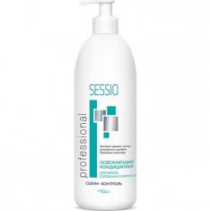 Sessio Кондиционер освежающий для волос, склонных к жирности 500г