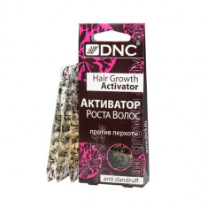 DNC Масло Активатор роста против перхоти 3*15 г