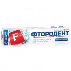 Фтородент Зубная паста Оригинальная 62г ФТОРОДЕНТ