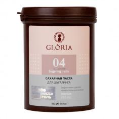 Gloria Сахарная паста для депиляции Мягкая 330гр
