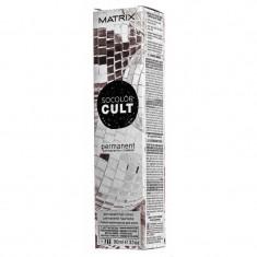 Matrix Socolor Cult permanent Стойкая крем-краска Серебро диско 90мл