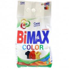 Bimax Стиральный порошок 3000г автомат Color м/у