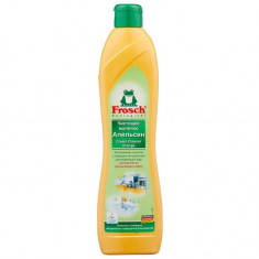 Frosch Абразивное молочко апельсин 500мл