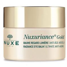 Nuxe Nuxuriance Gold Антивозрастной разглаживающий бальзам для кожи контура глаз 15 мл
