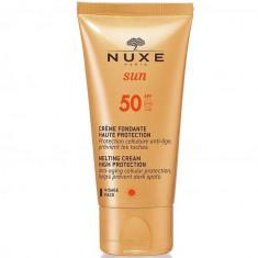 Nuxe Sun Крем для лица с высокой степенью защиты SPF50 50 мл