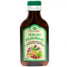 Мирролла Масло Репейное с маслом жожоба и зародышей пшеницы 100мл MIRROLLA