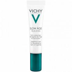 Vichy (Виши) Слоу Аж для контура глаз, укрепляющий крем против признаков старения 15мл