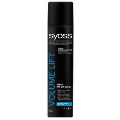 Syoss Лак для волос Mini voliume LIFT Объем экстрасильной фиксации 75мл