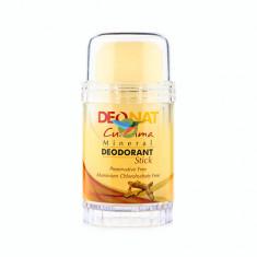 DeoNat Дезодорант кристалл с Куркумой 80г