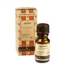 Botavikos 100% эфирное масло Цитрус (клементин) 10мл