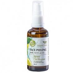 OZ! OrganicZone Пилинг для лица, для нормальной и смешанной кожи 50 мл OZ! Organic Zone