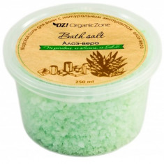 OZ! OrganicZone Соль для ванны Алоэ-вера 250 г OZ! Organic Zone