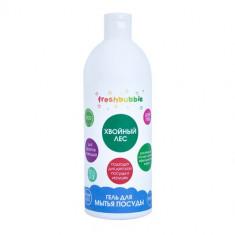 Freshbubble Гель для мытья посуды Хвойный лес 500мл