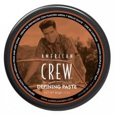 American Crew King Defining Paste Паста со средней фиксацией и низким уровнем блеска 85г