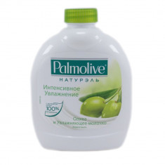 Palmolive жидкое мыло Интенсивное увлажнение Олива и увлажняющее молочко 300мл