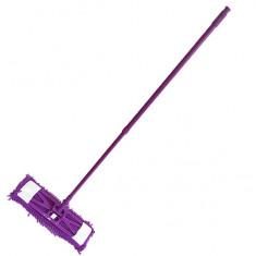 Умничка Швабра Флеттер эконом микрофибра-лапша,телескопическая ручка 130см (KD-16F-02)