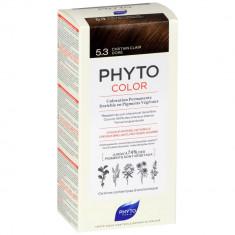 Phyto Фитоколор 5.3 Краска для волос Светлый золотистый шатен