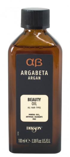 DIKSON Масло с аргановым маслом и бета-кератином для ежедневного использования / ARGABETA Beauty Oil DAILY USE 100 мл