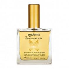 Sesderma Sublime Oil Multi-Purpose Oil Масло для лица тела волос питательное и восстанавливающее 50мл
