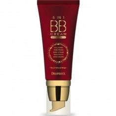 бб крем deoproce 5 in 1 bb cream no.21 natural beige