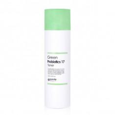 тонер с пробиотиками и зеленым чаем eyenlip green probiotics 17 toner