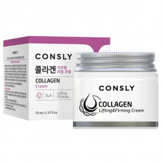 лифтинг-крем для лица с коллагеном consly collagen lifting&firming cream
