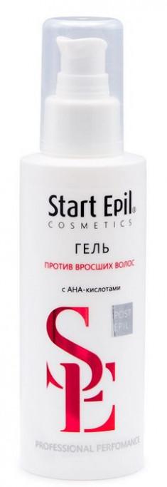 ARAVIA Гель с АНА-кислотами против вросших волос / Start Epil 160 мл