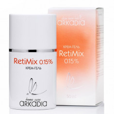 ARKADIA Крем-гель для интенсивного ухода за жирной проблемной кожей / RetiMix 50 мл