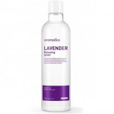 тонер с экстрактом лаванды aromatica lavender relaxing toner