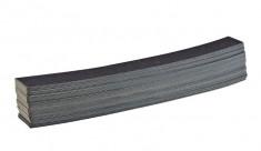 SILVER STAR Абразив сменный 165 х 18 мм, черный, 180 grit, 50 шт