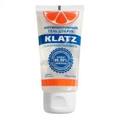 Klatz Антимикробный гель для рук  с ароматом грейпфрута 50 мл