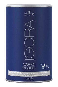 SCHWARZKOPF PROFESSIONAL Порошок осветляющий / Igora Blond Powder Lightener SUPER PLUS 450гр
