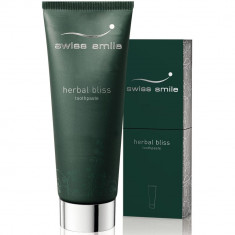 Swiss Smile Зубная паста витаминно-травяная Травяное удовольствие 75мл