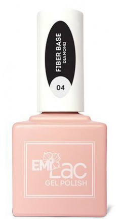 E.MI Основа базовая гель-лаковая №2 / E.MiLac Fiber Base Gel Milk 15 мл