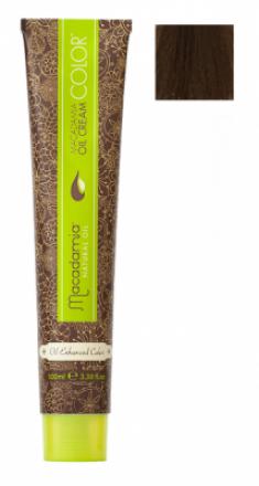 Краска для волос Macadamia Oil Cream Color 6.32 ТЕМНЫЙ БЕЖЕВЫЙ БЛОНДИН 100мл