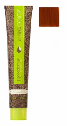 Краска для волос Macadamia Oil Cream Color 7.444 ЭКСТРА ЯРКИЙ МЕДНЫЙ СРЕДНИЙ БЛОНДИН 100мл