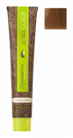 Краска для волос Macadamia Oil Cream Color 8.23 СВЕТЛЫЙ ТЕПЛЫЙ ШОКОЛАДНЫЙ БЛОНДИН 100мл