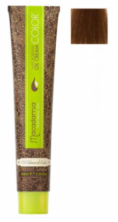 Краска для волос Macadamia Oil Cream Color 8.35 СВЕТЛЫЙ ЗОЛОТИСТЫЙ ШОКОЛАДНЫЙ БЛОНДИН 100мл