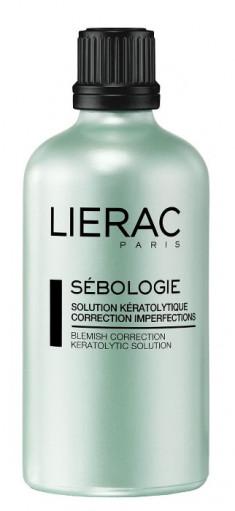 LIERAC Лосьон кератолитический для коррекции несовершенств / СЕБОЛОЖИ 100 мл