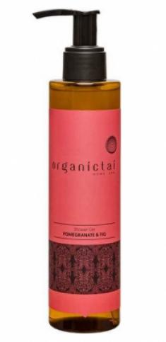 Бессульфатный гель для душа с экстрактом граната и инжира Organic Tai Home Spa Shower Gel Pomegranate & Fig 200 мл