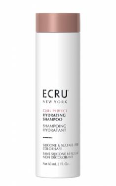 Шампунь увлажняющий ECRU Hydrating Shampoo 60мл