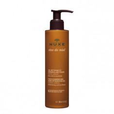 NUXE Гель очищающий для снятия макияжа / REVE DE MIEL 200 мл