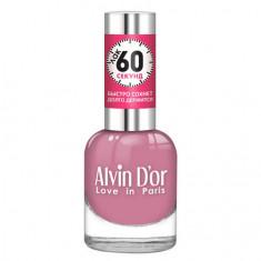 Alvin D'or, Лак «60 секунд» №13