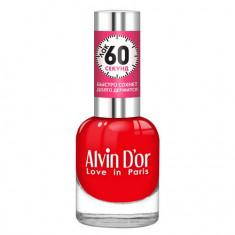 Alvin D'or, Лак «60 секунд» №21