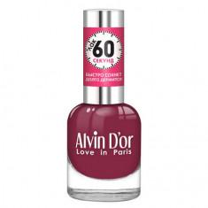 Alvin D'or, Лак «60 секунд» №34