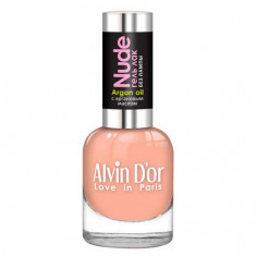 Alvin D'or, Лак-гель Nude №19