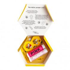 Сделанопчелой, Набор «Пчелы любят тебя», Pink & Nude