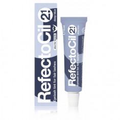 RefectoCil, Краска для бровей и ресниц №2.1, синяя, 15 мл
